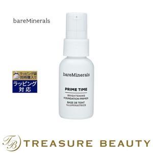 ベアミネラル プライムタイム ブライトニング  30ml (化粧下地)|treasurebeauty