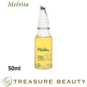 メルヴィータ ビオオイル アルガンオイル 1個 50mlx1個 (フェイスオイル)|treasurebeauty