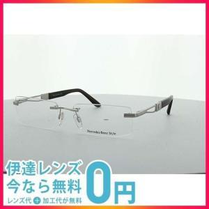 メルセデス ベンツ メガネ めがね 眼鏡 伊達 MercedesBenz M2033-C 56サイズ メンズ|treasureland