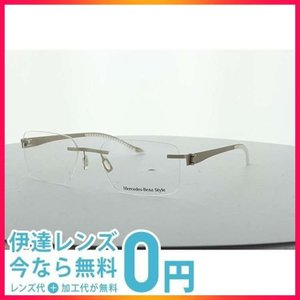 メルセデス ベンツ メガネ めがね 眼鏡 伊達 MercedesBenz M2047-A 54サイズ メンズ|treasureland