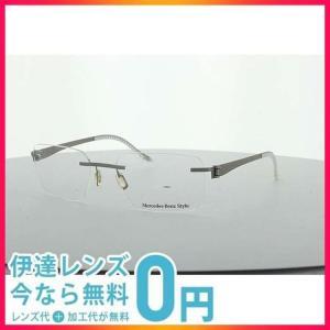 メルセデス ベンツ メガネ めがね 眼鏡 伊達 MercedesBenz M2047-C 54サイズ メンズ|treasureland