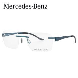 メルセデス ベンツ メガネ めがね 眼鏡 伊達 MercedesBenz M2047-D 53サイズ メンズ|treasureland