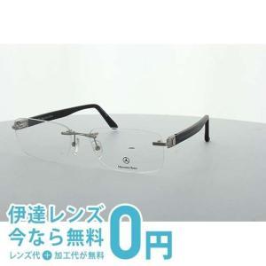 メルセデス ベンツ メガネ めがね 眼鏡 伊達 MercedesBenz M6005-A 56サイズ メンズ|treasureland