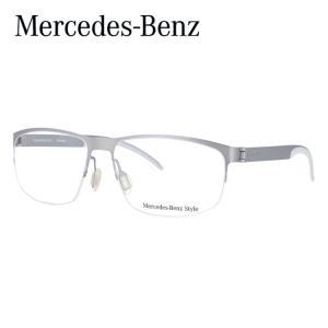 メルセデス ベンツ メガネフレーム MercedesBenz M6046-D 58 老眼鏡 PCメガ...
