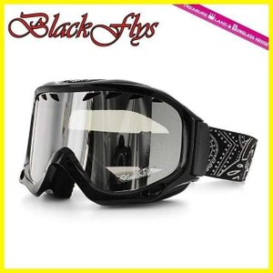 ブラック フライ ゴーグル BLACKFLYS カオス CHAOS BF10-5102-BP94 Black/L.Smoke Silver Mirror スキー スノーボード GOGGLE|treasureland