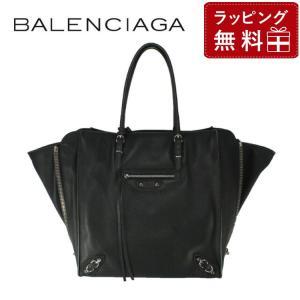 バレンシアガ トート バッグ BALENCIAGA 357330 DLQ0N 1000 ペーパー A5 PAPIER A5 ブラック 黒 レディース レザー|treasureland