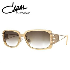 カザール サングラス CAZAL MOD.8005/1-003 パールホワイト ゴールド ブラウン グラデーション メンズ レディース|treasureland