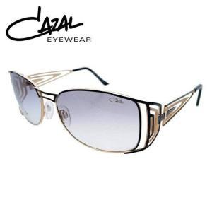 カザール サングラス CAZAL MOD.9037-001 ブラック ゴールド グレー グラデーション メンズ レディース|treasureland