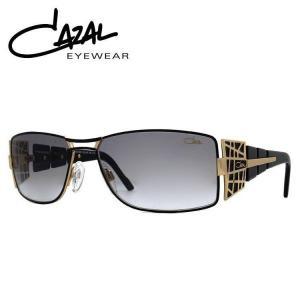 カザール サングラス CAZAL MOD.9020-001 ブラック ゴールド グレー グラデーション メンズ レディース|treasureland