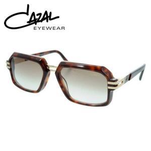 カザール サングラス CAZAL MOD.6004/7-003 ブラウン ゴールド ブラウン グラデーション メンズ レディース|treasureland