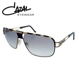 カザール サングラス CAZAL MOD.9039-001 ブラック ゴールド グレー グラデーション メンズ レディース|treasureland