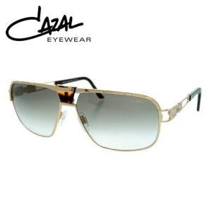 カザール サングラス CAZAL MOD.9039-002 ゴールド ブラウンデミ/グリーン グラデーション メンズ レディース|treasureland