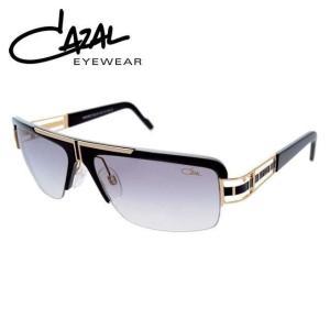 カザール サングラス CAZAL MOD.9033-001 ブラック ゴールド グレー グラデーション メンズ レディース|treasureland