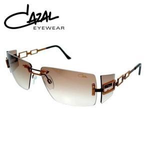カザール サングラス CAZAL MOD.9035-003 ブラウン&ブロンズ 茶 ブラウン グラデーション メンズ レディース|treasureland