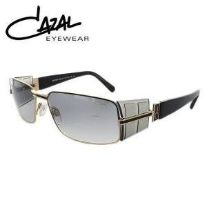 カザール サングラス CAZAL MOD.9055-001 57 ゴールド ブラック 黒 グレー グラデーション メンズ レディース|treasureland