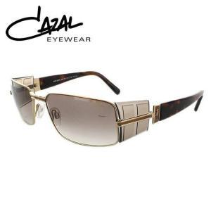 カザール サングラス CAZAL MOD.9055-003 57 ゴールド ハバナ ブラウン グラデーション メンズ レディース|treasureland