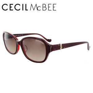 セシルマクビー サングラス CECILMcBEE CMS1027-2 レディース アイウェア 紫外線 UV 秋|treasureland