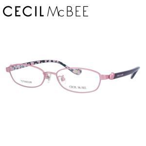 セシルマクビー フレーム 伊達 メガネ 眼鏡 CECIL McBEE CMF3003-4|treasureland