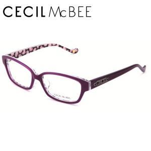 セシルマクビー フレーム 伊達 メガネ 眼鏡 CECIL McBEE CMF7002-4|treasureland