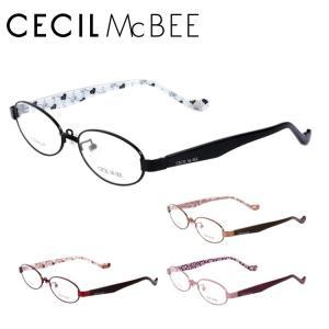 セシルマクビー フレーム 伊達 メガネ 眼鏡 CECIL McBEE CMF3006-1/CMF3006-2/CMF3006-3/CMF3006-4|treasureland
