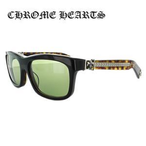 クロムハーツ サングラス BSフレアー CHROME HEARTS MY DIXADRYLL Dark Tortise/Green レディース 紫外線 UV メンズ レディース treasureland