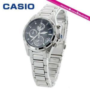 カシオ 腕時計 防水 CASIO シーン SHEEN SHN-5506D-1ADR ファッション レディース|treasureland