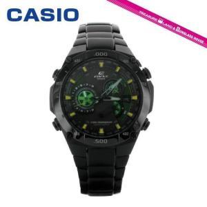 カシオ 腕時計 防水 CASIO エディフィス EDIFICE EQW-M1100DC-1A2CR ステンレス ブラック 黒 メンズ 男性 レディース 女性 時計 防水 ウォッチ treasureland