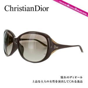 クリスチャン・ディオール サングラス ChristianDior Dior CocotteF I5X/62CC Brown レディース 秋|treasureland