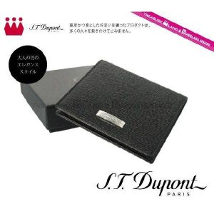 デュポン S.T.Dupont 折財布 ブランド 財布 サイフ 74104 dupont treasureland