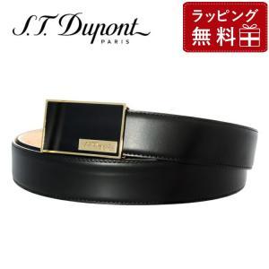 デュポン S.T.Dupont ベルト ヘリテッジ ブラック 黒 051182N dupont メンズ 男性|treasureland