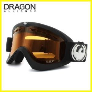 ドラゴン ゴーグル DRAGON 722-3541 DX Coal/Amber ミディアムフィット MEDIUM FIT FRAME GOGGLE ディーエックス ヘルメット対応|treasureland