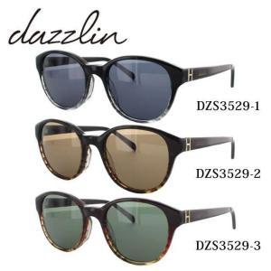 ダズリン dazzlin サングラス DZS3529 全3カラー 51 サイズ 紫外線 UV 秋|treasureland