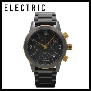 腕時計 防水 エレクトリック ELECTRIC FW02 EW2001 SS ALL BLACK/COPPER ウォッチ メンズ レディース 国内正規品|treasureland