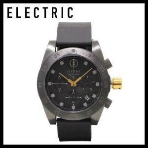 腕時計 防水 エレクトリック ELECTRIC DW01 EW3003 PU ALL BLACK/COPPER ウォッチ メンズ レディース 国内正規品|treasureland