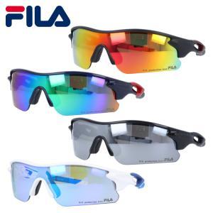 フィラ サングラス ミラーレンズ アジアンフィット FILA FLS 4003 全4カラー 135|treasureland