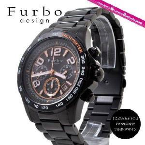 フルボデザイン 腕時計 防水 Furbo Design ウォッチ Furbo IL SOLE イルソ...