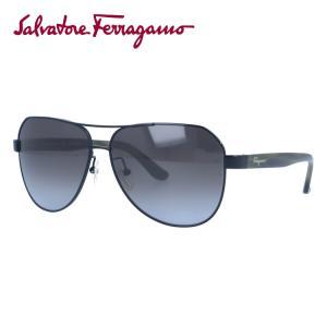 サルヴァトーレ フェラガモ サングラス Salvatore Ferragamo SF138SA-002 59 マット ブラック 黒 カーキ 紫外線 UV カット treasureland