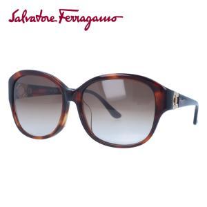 サルヴァトーレ フェラガモ サングラス Salvatore Ferragamo SF741SRA-212 57 ライトトートイズ 紫外線 UV カット treasureland