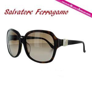 サルヴァトーレ フェラガモ サングラス Salvatore Ferragamo SF653SA-214 59 トートイズ 紫外線 UV カット treasureland