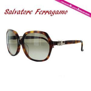 サルヴァトーレ フェラガモ サングラス Salvatore Ferragamo SF680SA-214 58 トートイズ 紫外線 UV カット treasureland