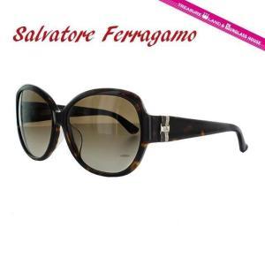 サルヴァトーレ フェラガモ サングラス Salvatore Ferragamo SF681SA-214 59 トートイズ 紫外線 UV カット treasureland