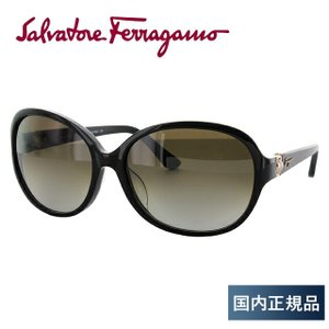 サルヴァトーレ フェラガモ サングラス Salvatore Ferragamo SF713SA 001 59 サイズ 紫外線 UV カット treasureland