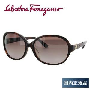 サルヴァトーレ フェラガモ サングラス Salvatore Ferragamo SF713SA 214 59 サイズ 紫外線 UV カット treasureland