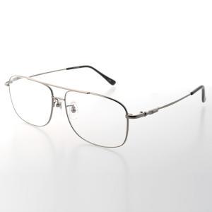 老眼鏡 シニアグラス リーディンググラス NT-03 BP シルバー メンズ 男性 レディース 女性 treasureland