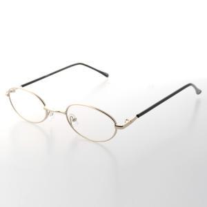 老眼鏡 シニアグラス リーディンググラス FR-07 BP ゴールド メンズ 男性 レディース 女性 treasureland