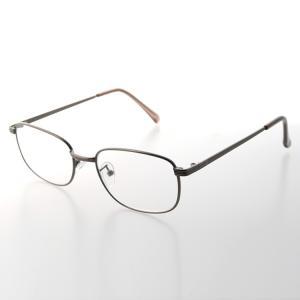 老眼鏡 シニアグラス リーディンググラス 570 BP グレー シニアなにオススメの広い視界 メンズ 男性 レディース 女性 treasureland