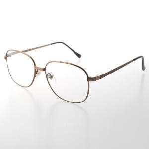 老眼鏡 シニアグラス リーディンググラス No.12 ブラウン 超ロングセラーの定番老眼鏡 メンズ 男性 レディース 女性 treasureland