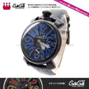 ガガ ミラノ GaGa MILANO 腕時計 ウォッチ 5016.7 Limited Edition GaGaMILANO メンズ レディース|treasureland