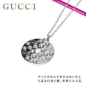 gucci グッチ ネックレス アクセサリー ホワイト ゴールド 233955-j8540-9066|treasureland