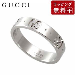 グッチ リング GUCCI 指輪 073230-09850-9000 073229-09850-9000 GG ICON THIN BAND RING ペアリング ホワイト ゴールド アクセサリ|treasureland